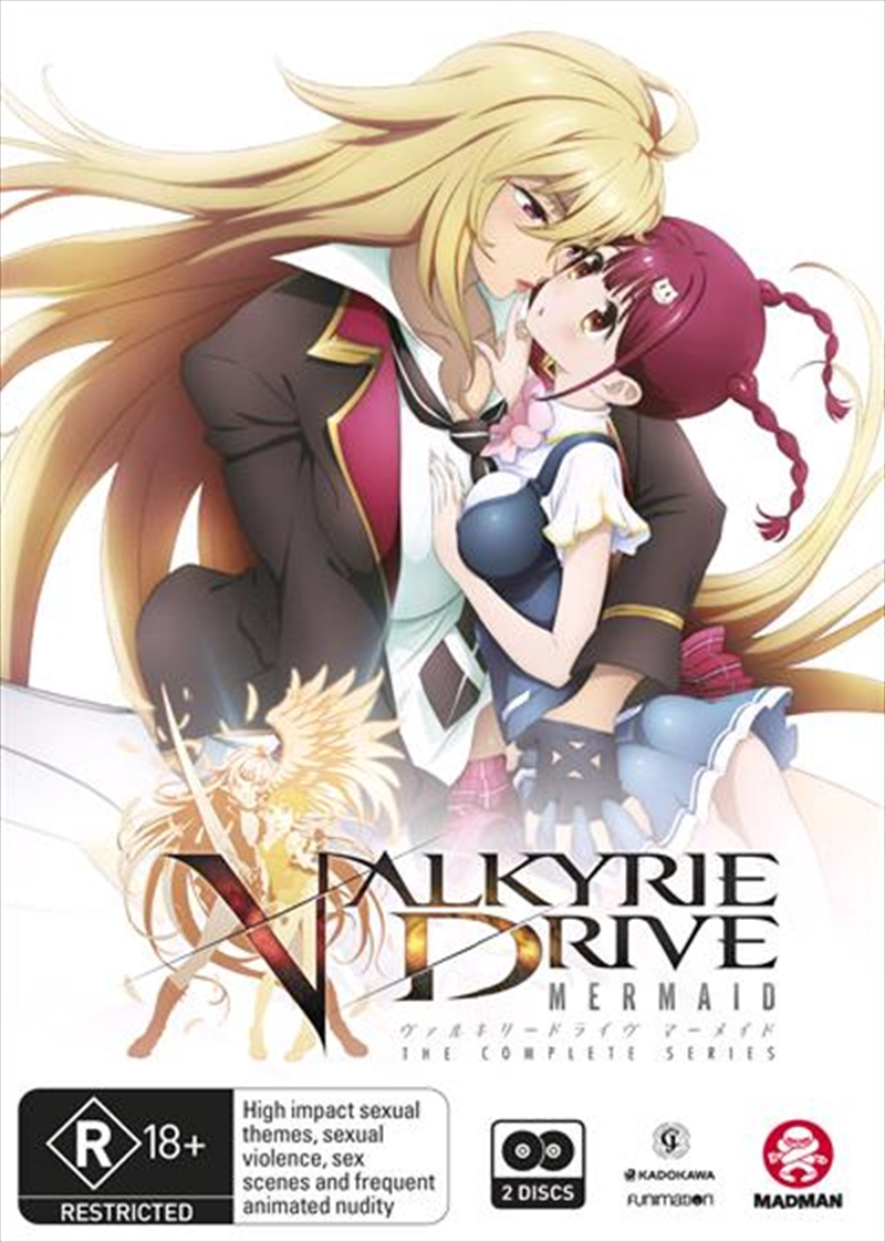 Valkyrie Drive - Mermaid Series Collection | DVD