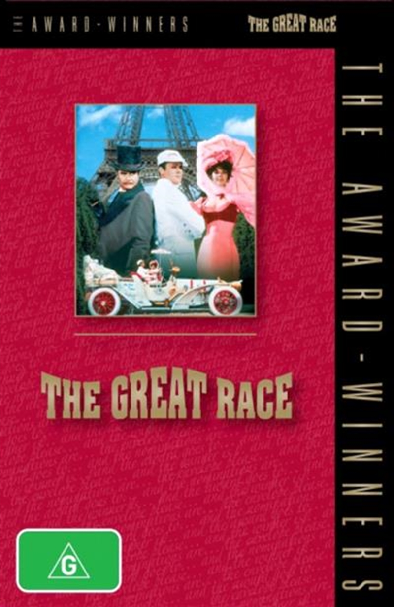 Great Race, The | DVD