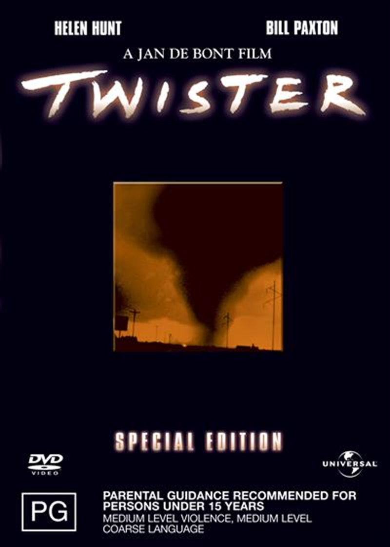 Twister (Special Edition) | DVD