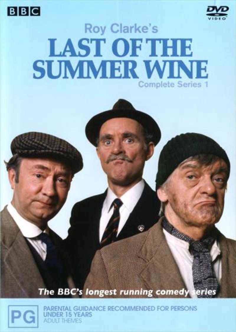 1f49d628714 Buy Last Of The Summer Wine - Series 1 on DVD
