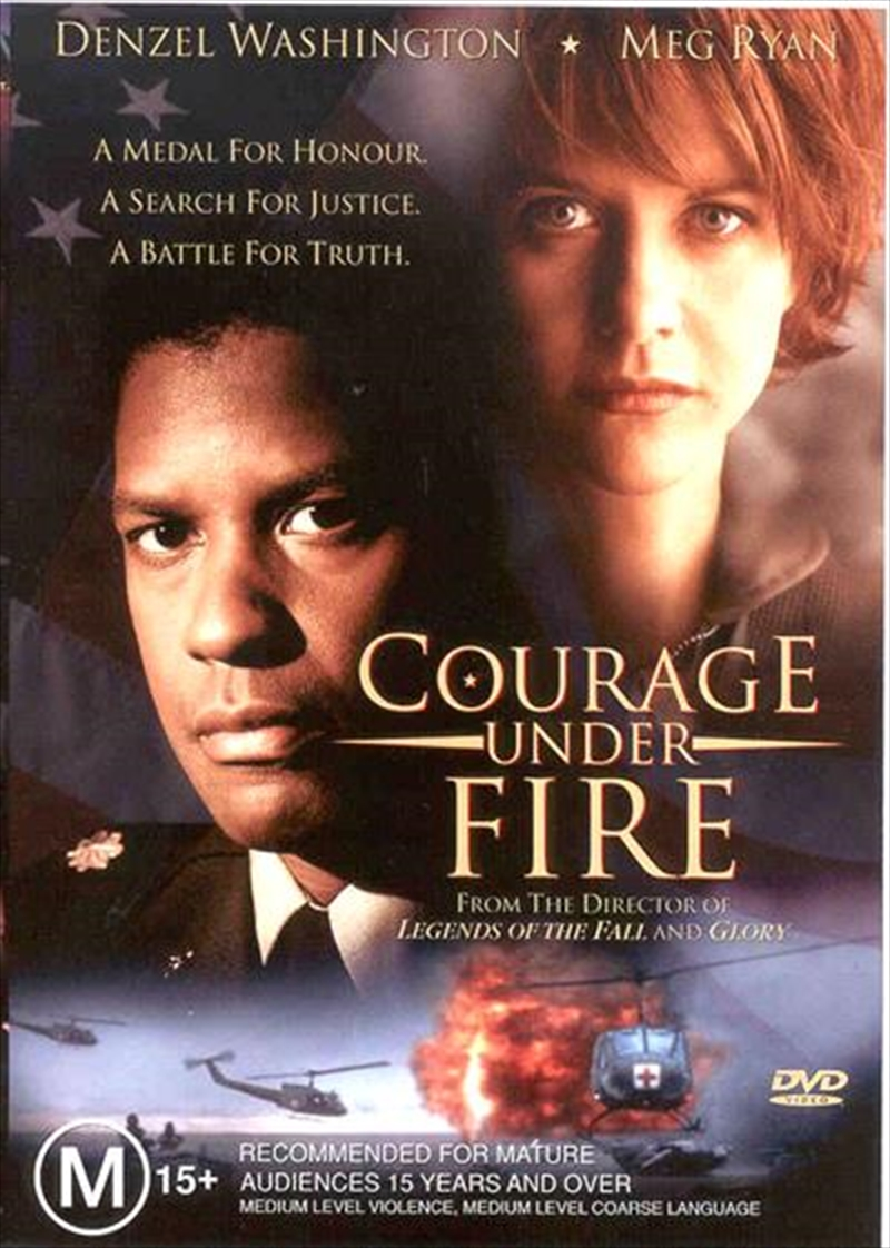 Courage Under Fire | DVD