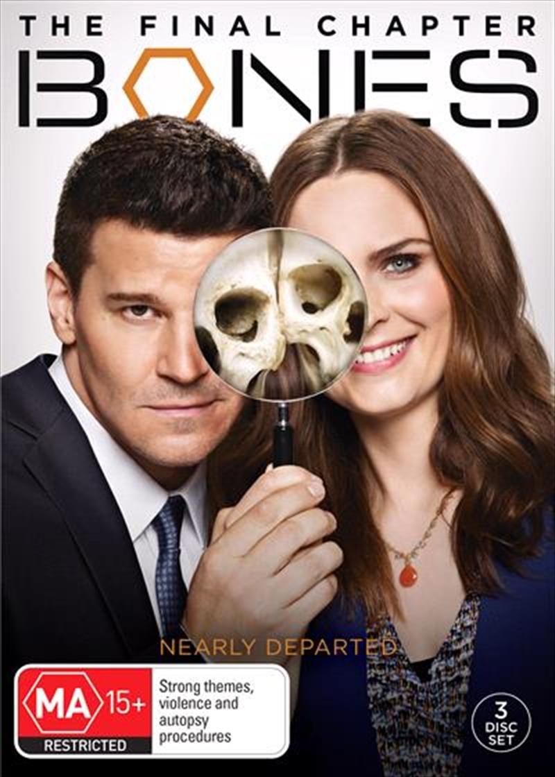 Bones - Season 12 | DVD