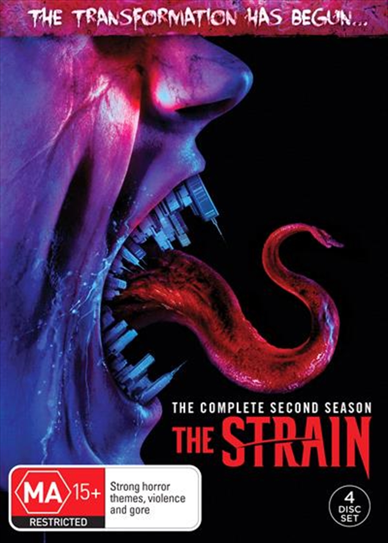Strain - Season 2, The | DVD