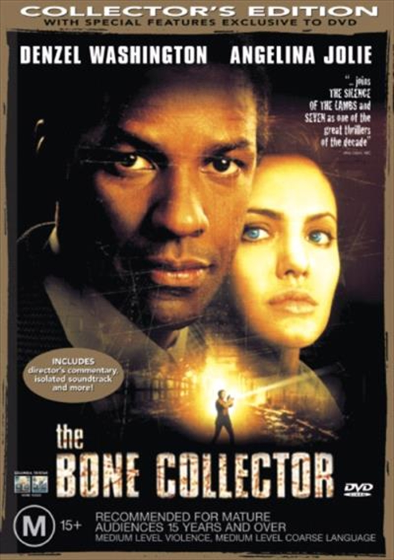 Bone Collector, The | DVD
