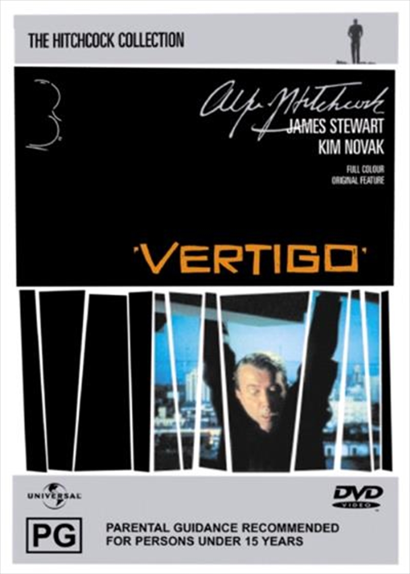 Vertigo   DVD