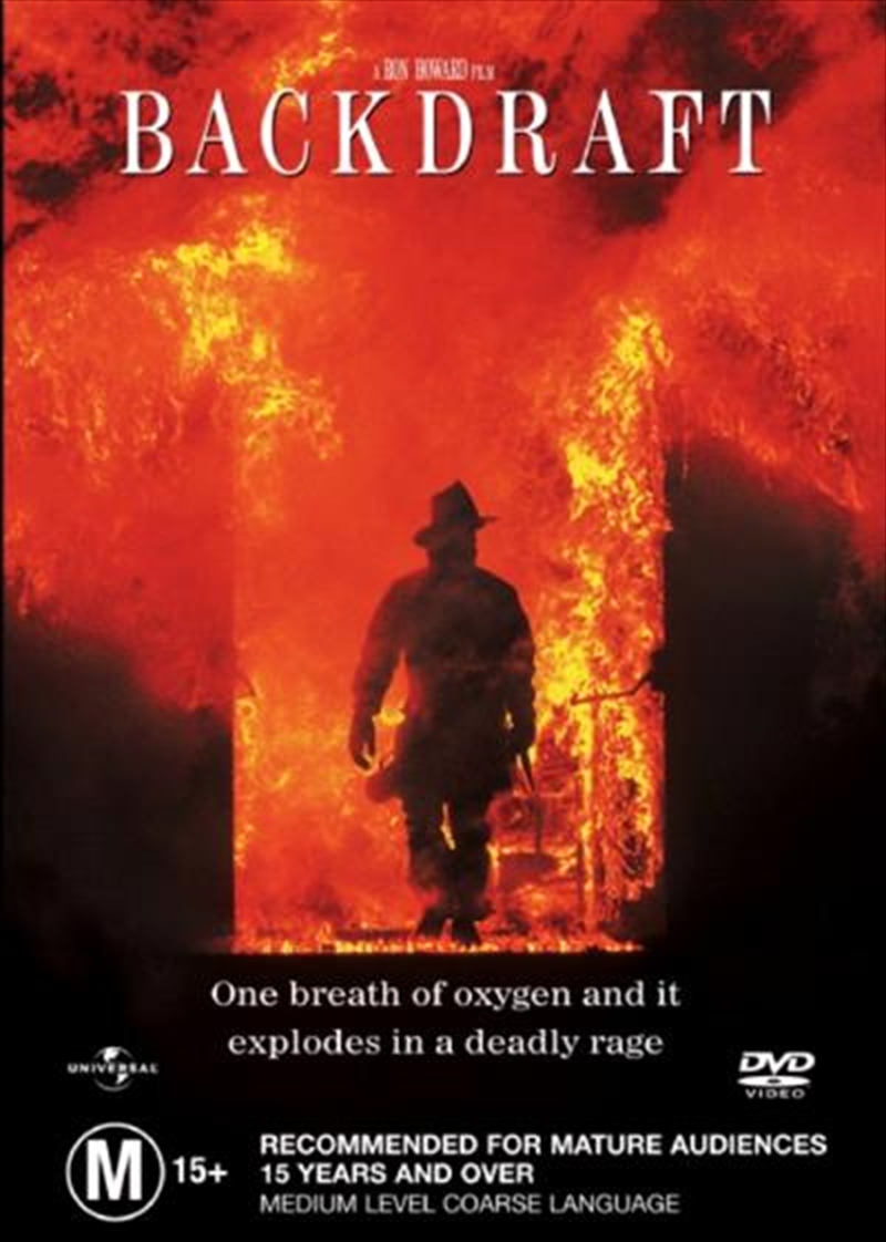 Backdraft | DVD