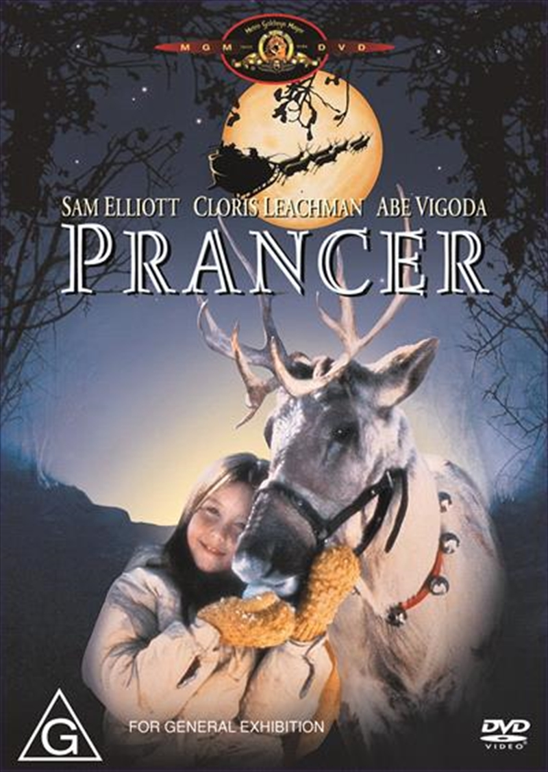 Prancer | DVD