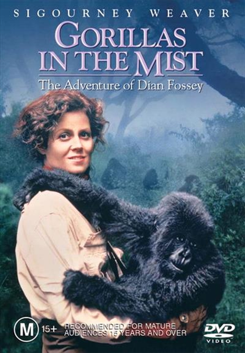 Gorillas In The Mist | DVD