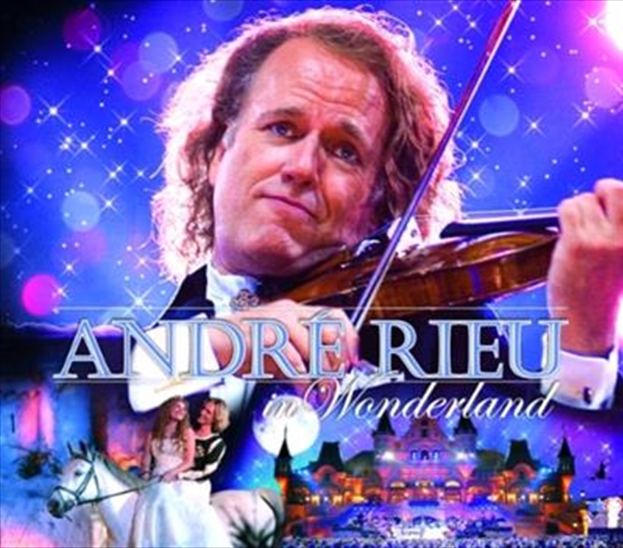 Andre Rieu In Wonderland: 2cd | CD
