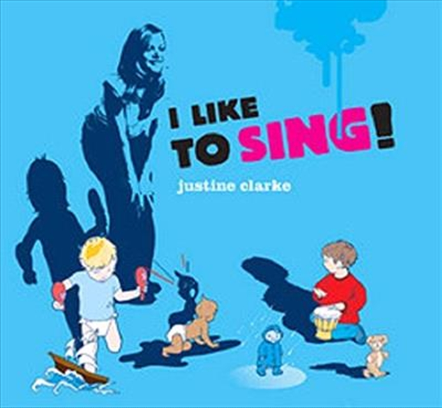 I Like To Sing | CD