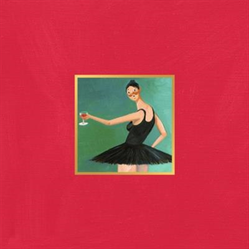 My Beautiful Dark Twisted Fantasy (Deluxe Edition)   CD/DVD
