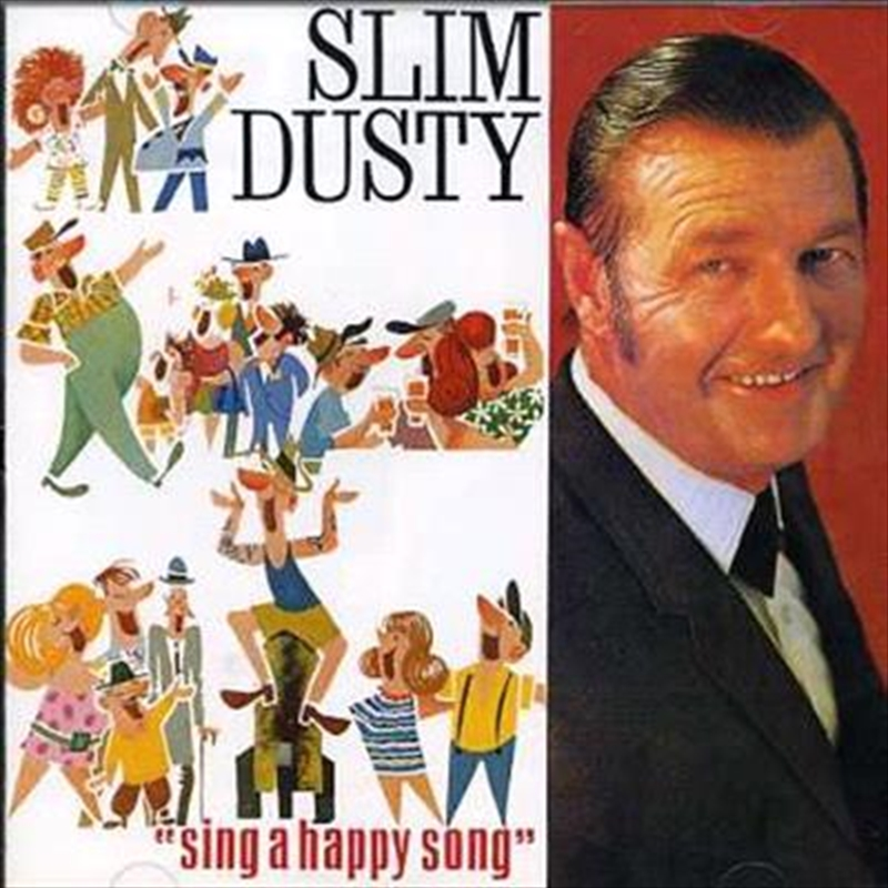 Sing A Happy Song | CD