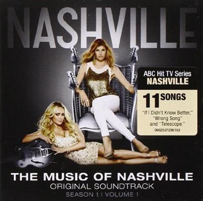 Music Of Nashville: Original Soundtrack | CD