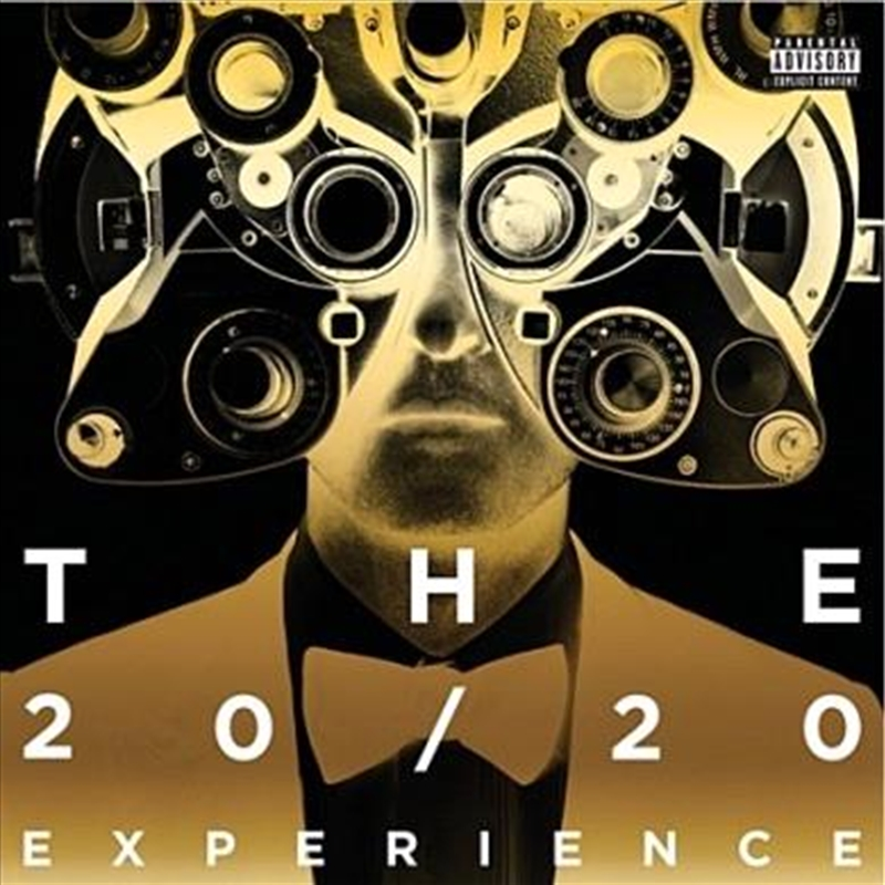 20/20 Complete Experience   CD