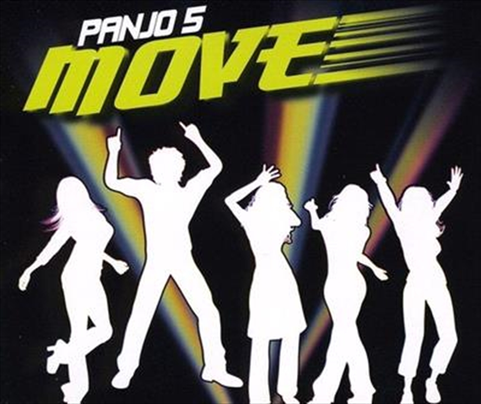Move | CD Singles