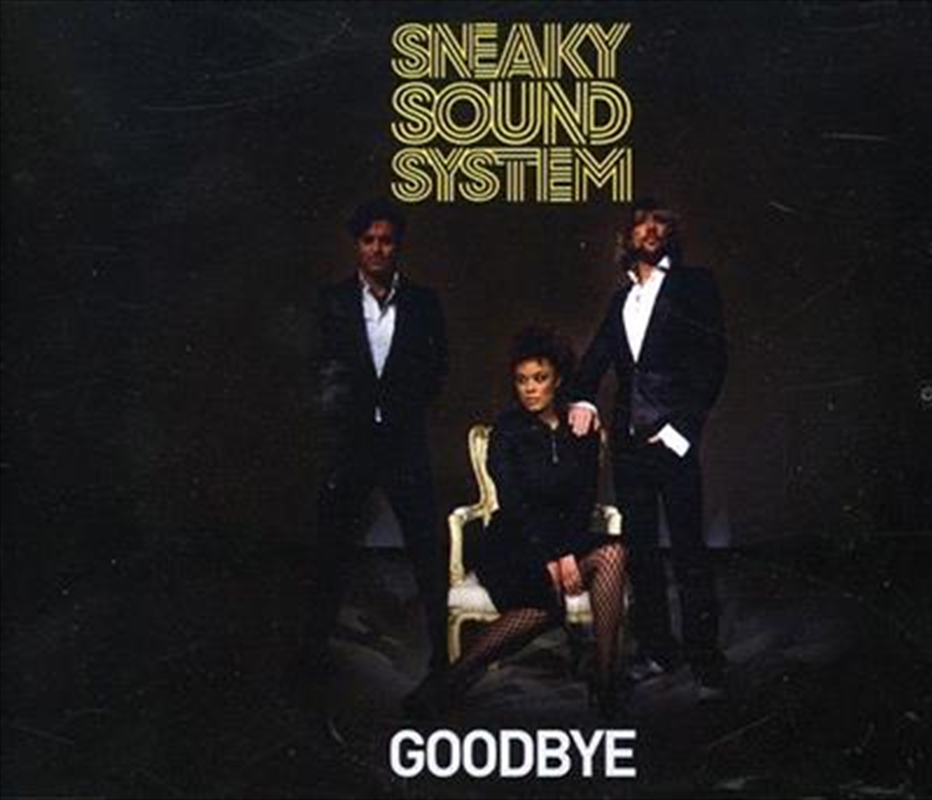 Goodbye | CD Singles