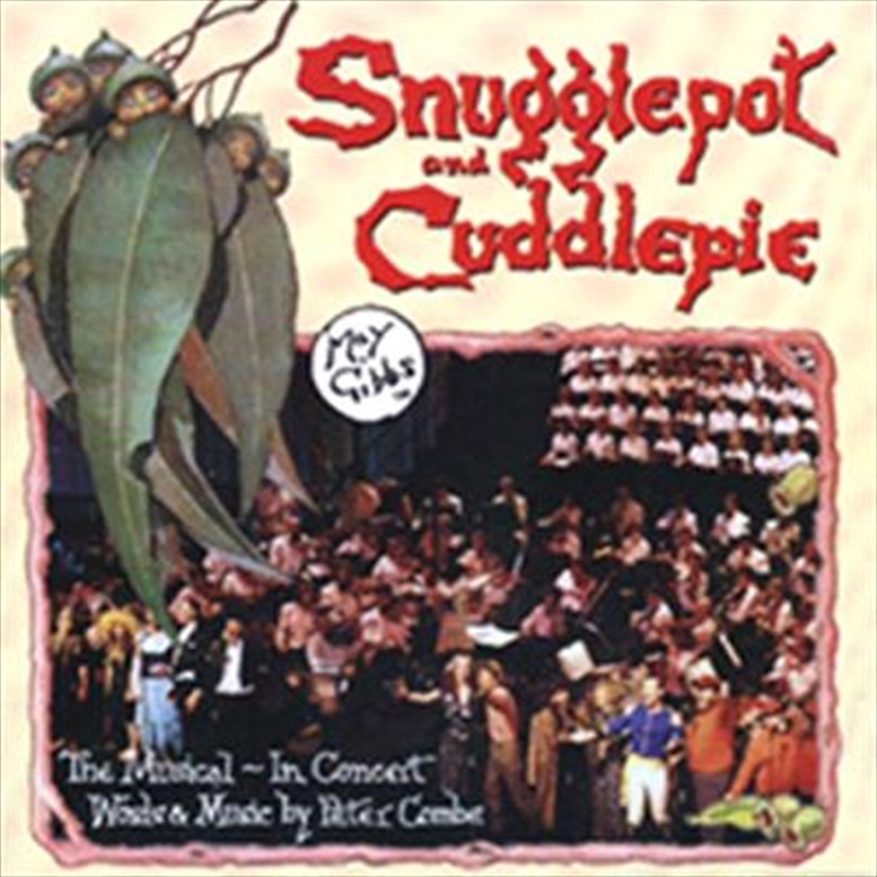 Snugglepot And Cuddlepie | CD