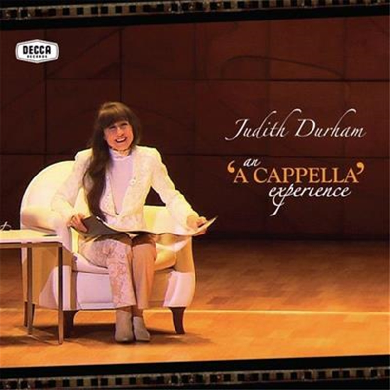 An A Cappella Experience | CD/DVD