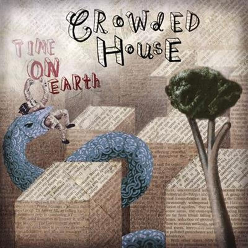 Time On Earth | Vinyl