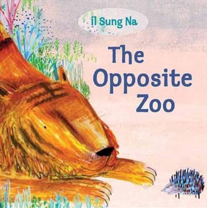Opposite Zoo | Board Book