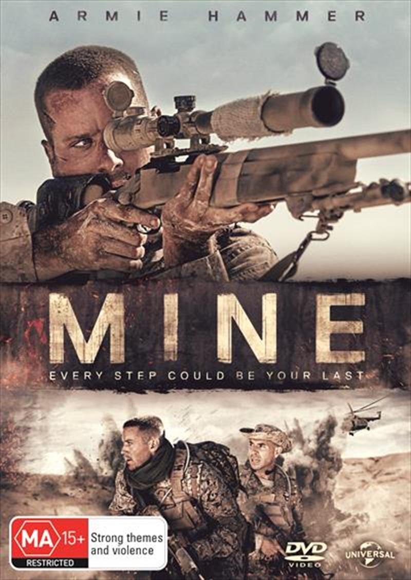 Mine | DVD