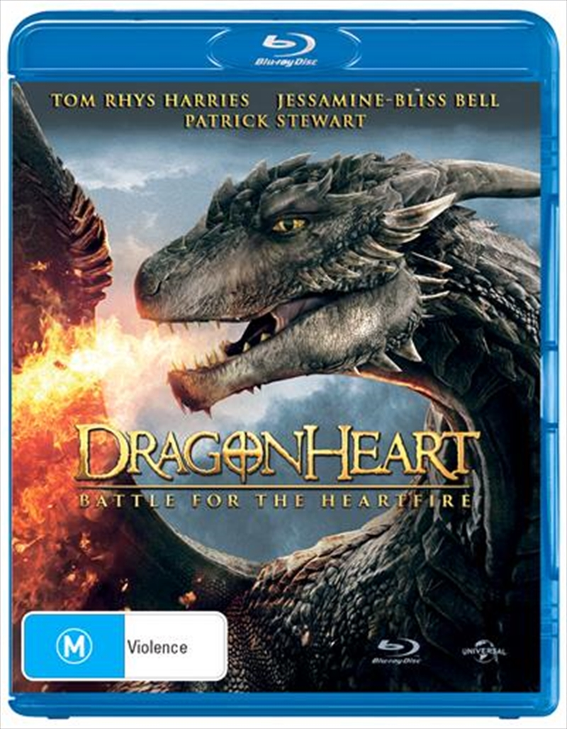 Dragonheart 4 - Battle For The Heartfire | Blu-ray