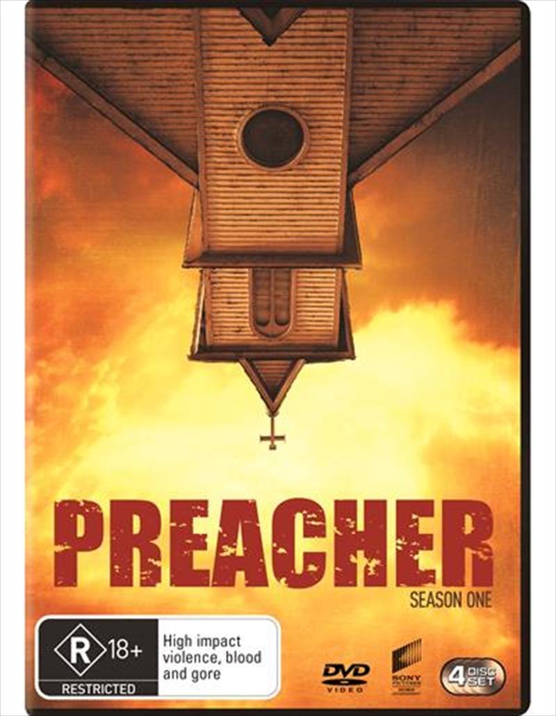 Preacher - Season 1 | DVD