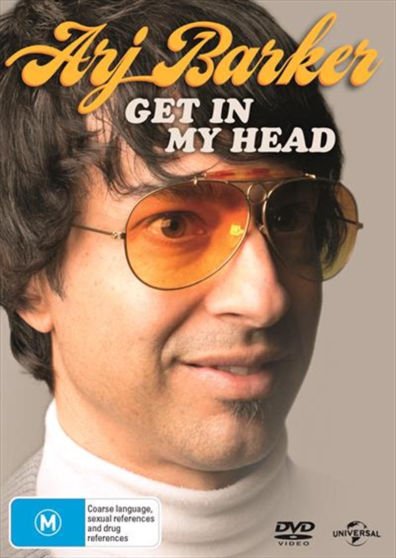 Arj Barker - Get In My Head | DVD