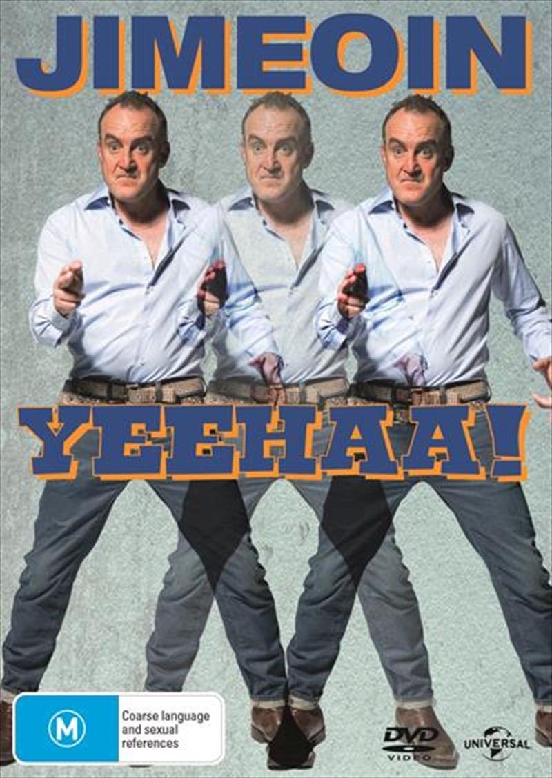 Jimeoin - Yeehaa | DVD