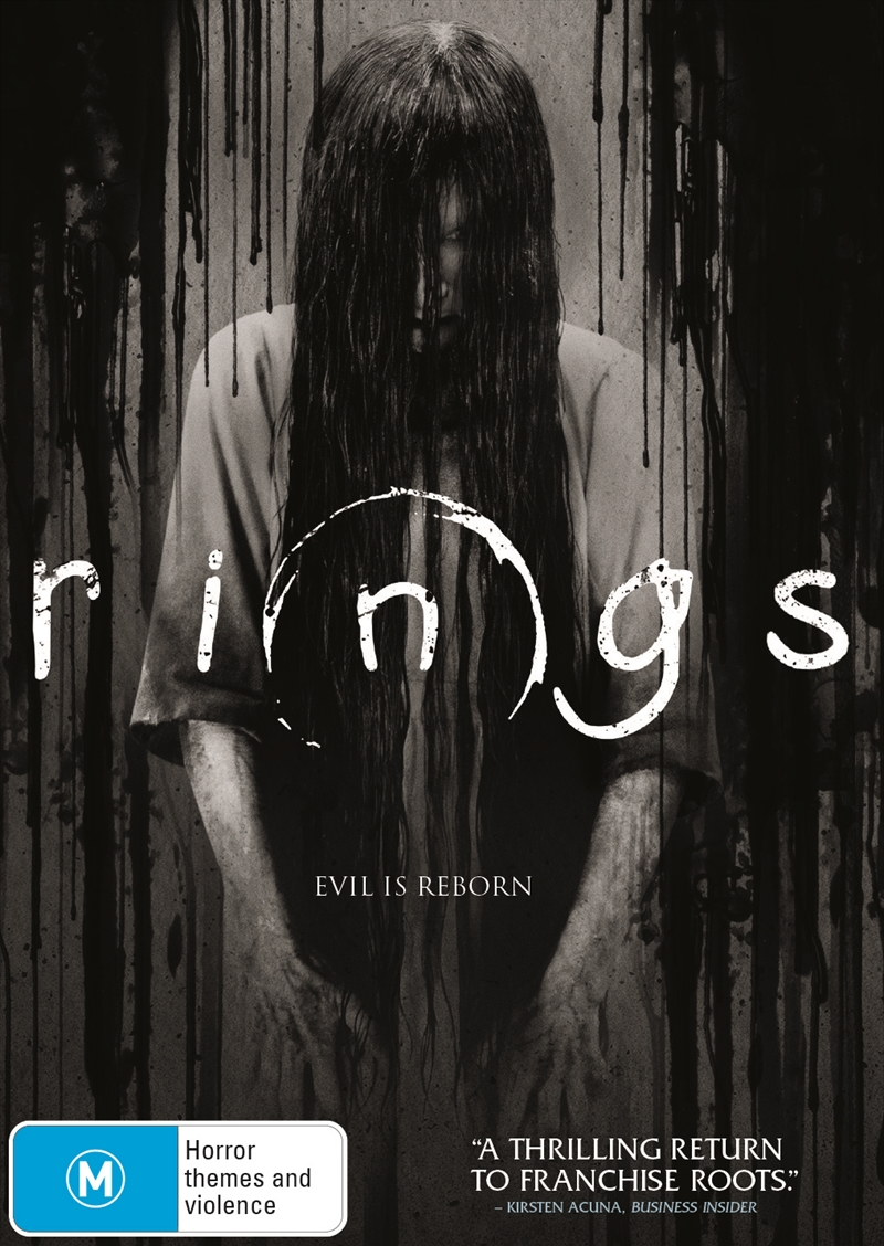Rings (EXCLUSIVE ARTWORK)