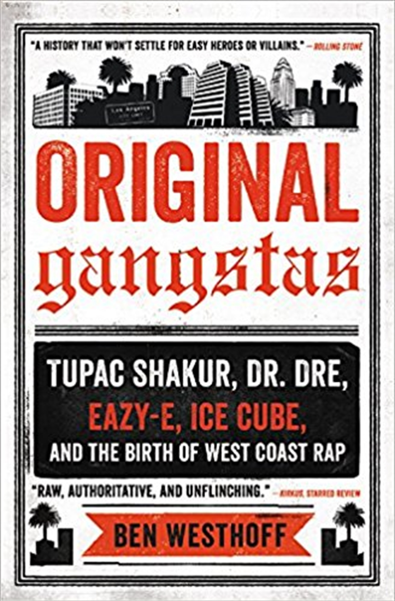 Original Gangstas | Hardback Book