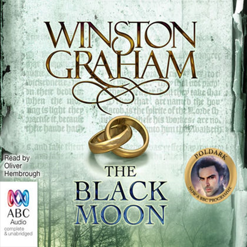 Poldark No 5: The Black Moon   Audio Book