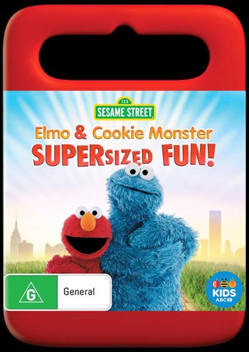 Sesame Street - Supersized Fun | DVD