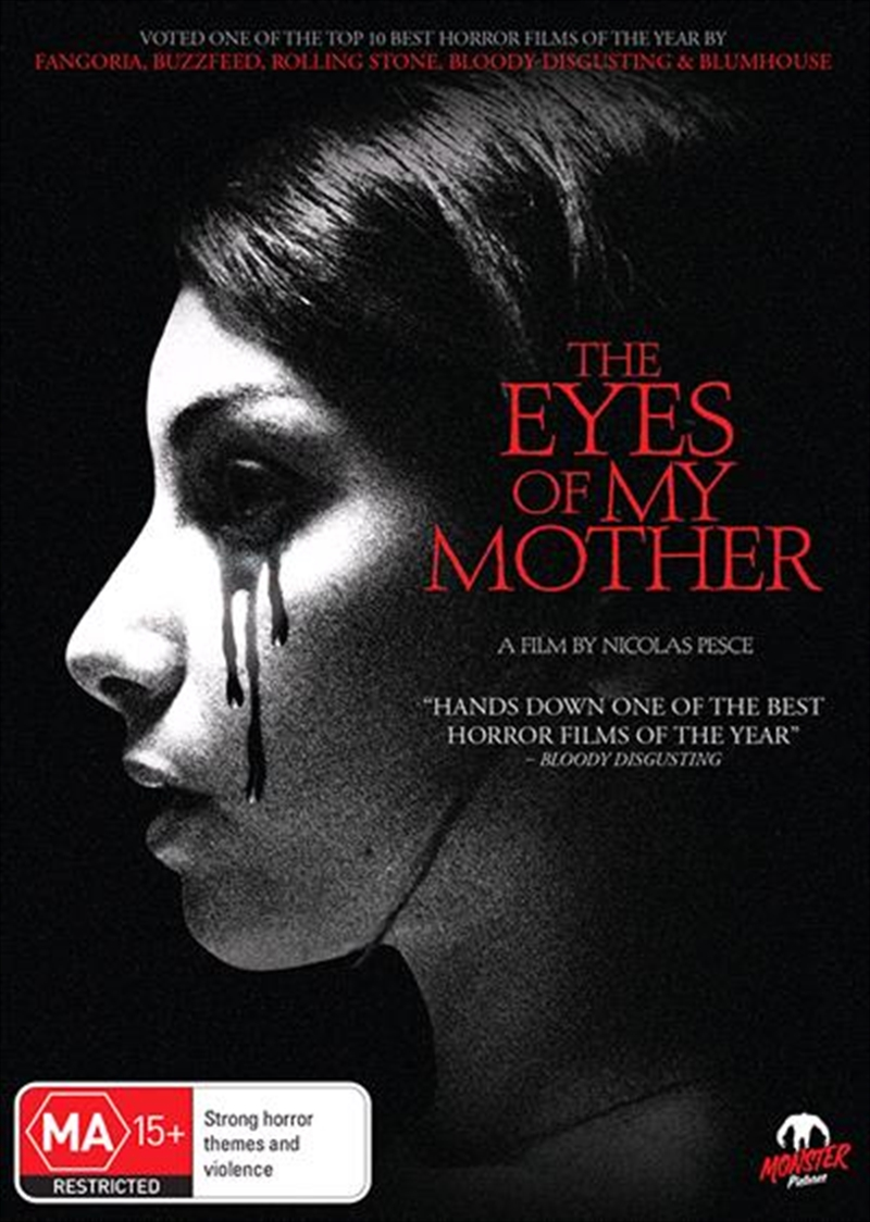 Eyes Of My Mother, The