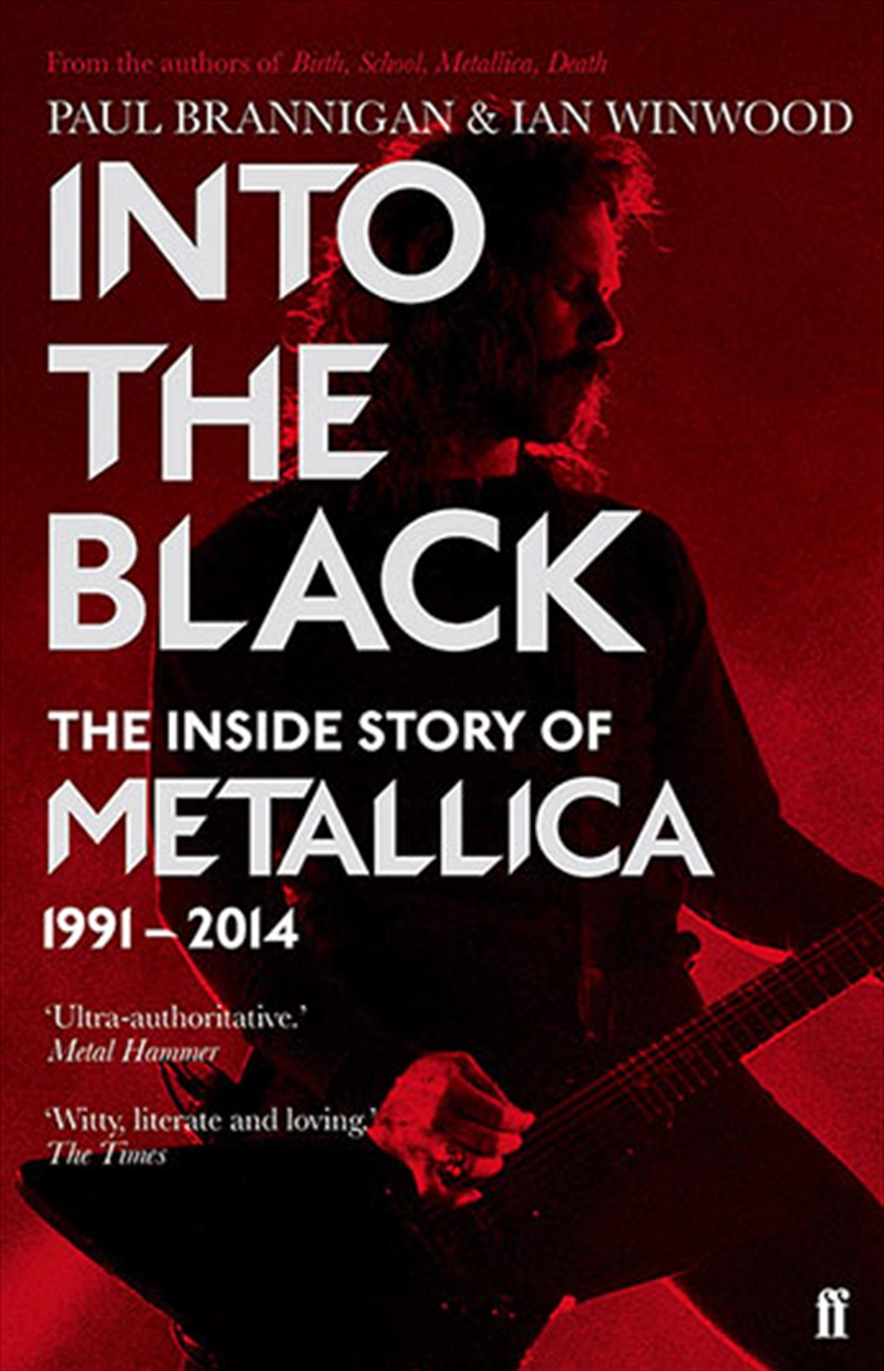 Into the Black | Paperback Book