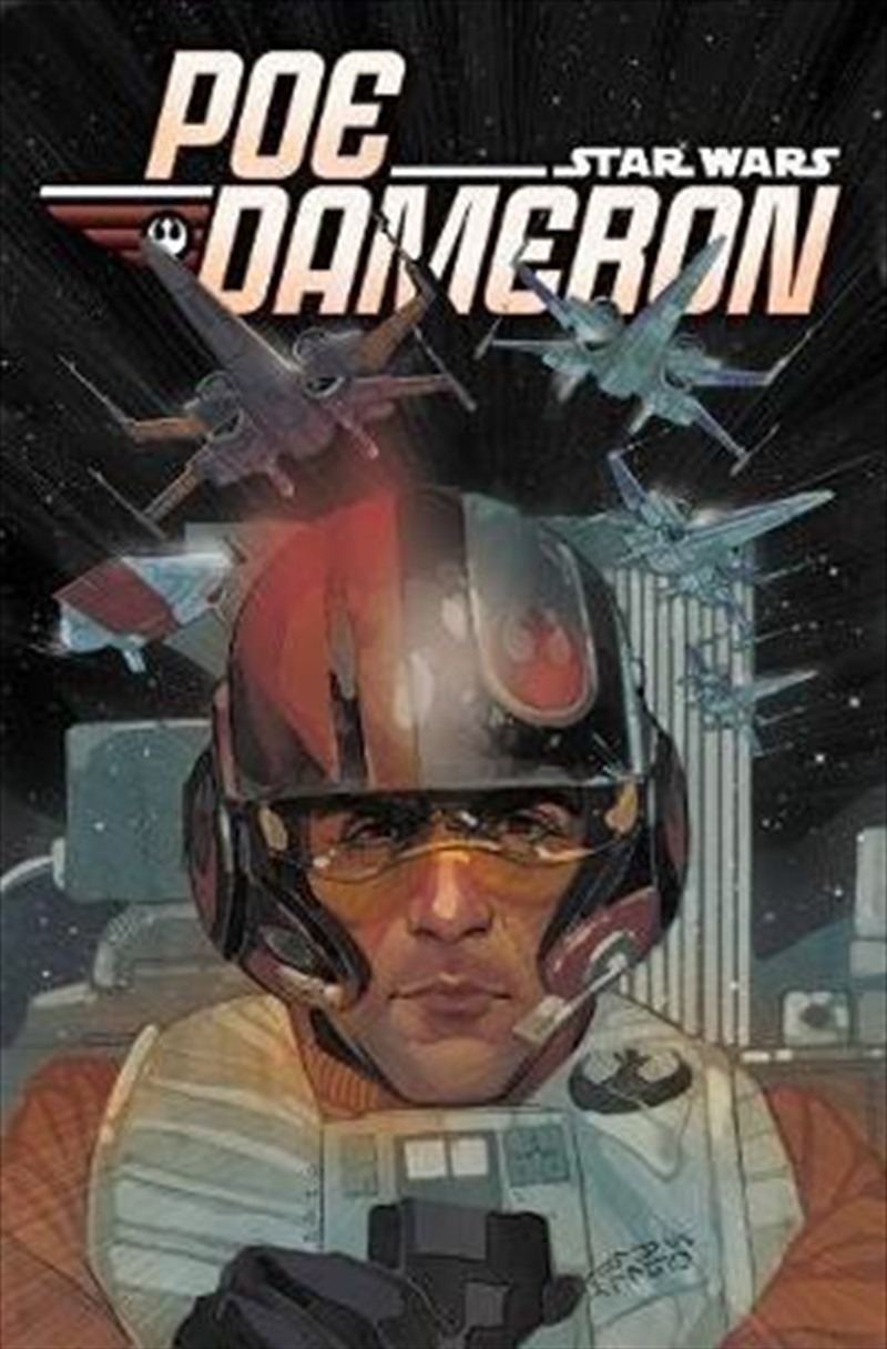 Star Wars: Poe Dameron: Vol1 | Paperback Book