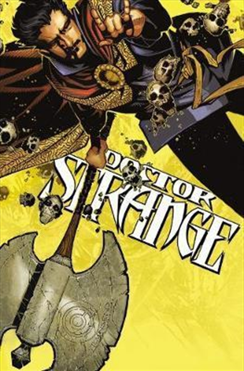 Doctor Strange Vol. 1: The Way of the Weird | Paperback Book