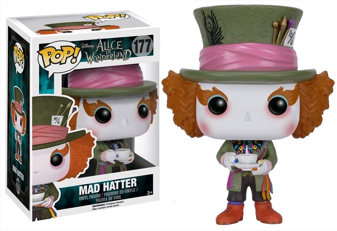 Mad Hatter | Pop Vinyl