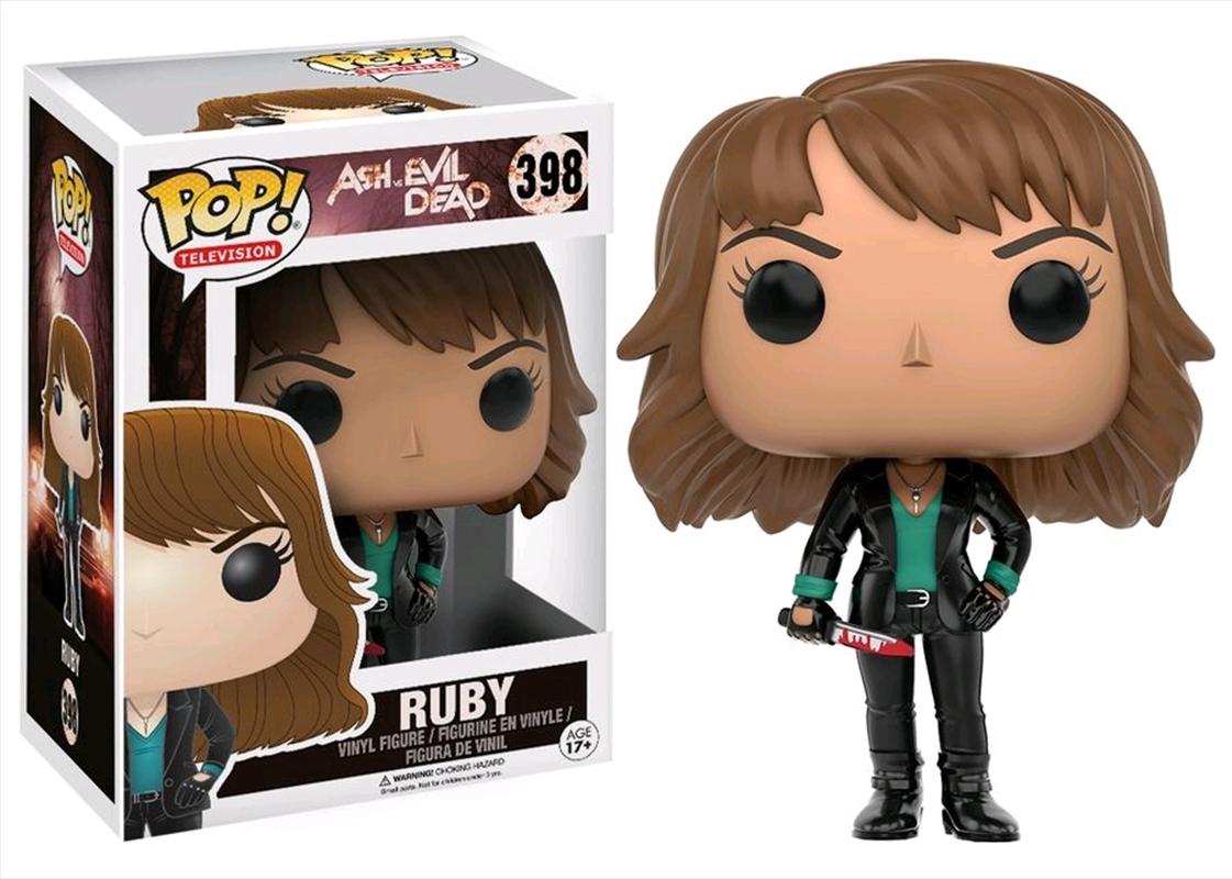 Ruby | Pop Vinyl