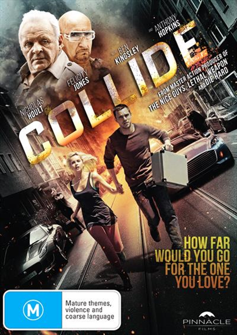 Collide   DVD