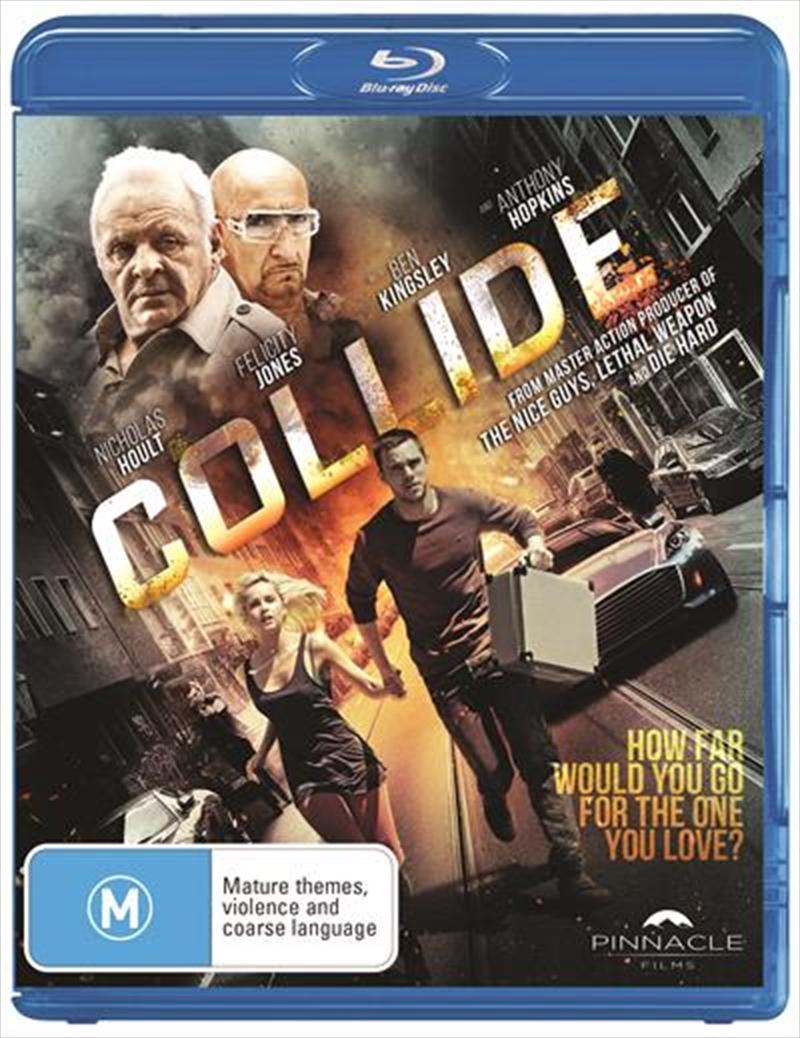Collide | Blu-ray