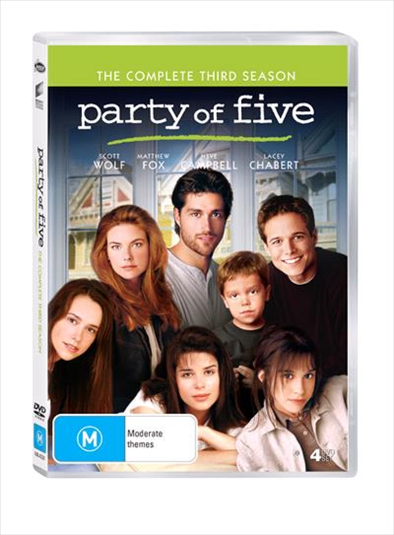 Party Of Five - Season 3 | DVD