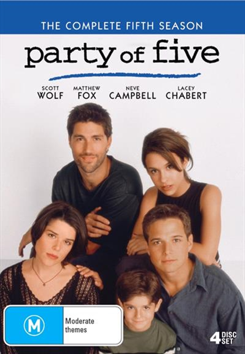 Party Of Five - Season 5 | DVD