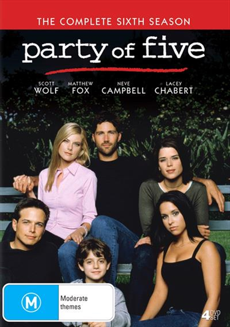 Party Of Five - Season 6 | DVD