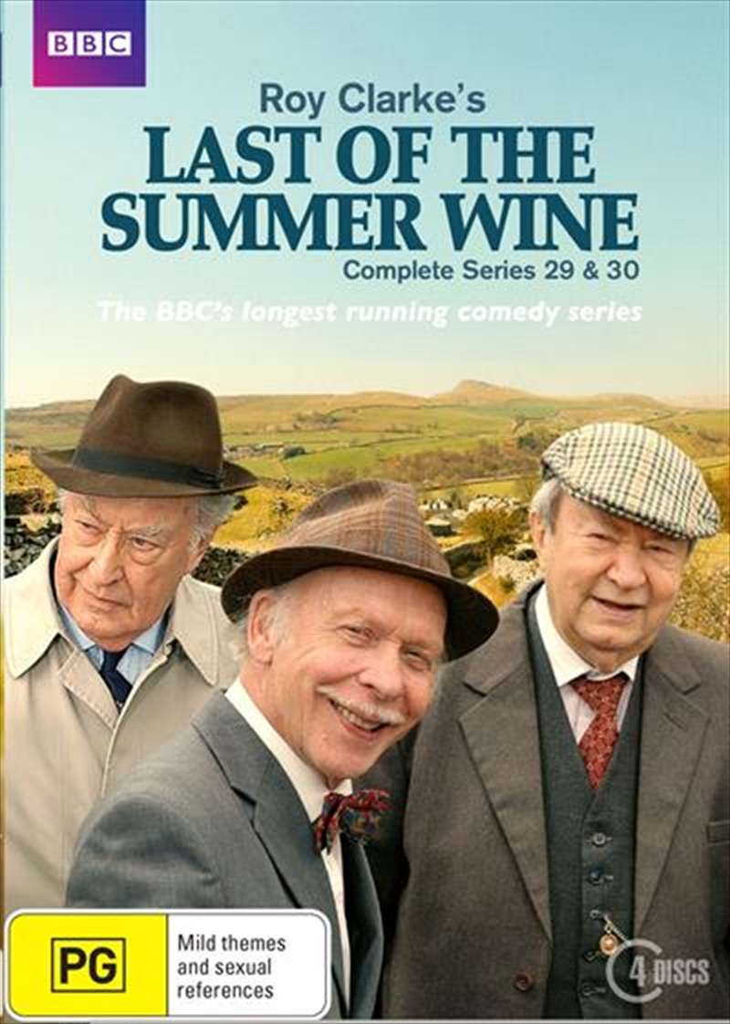 Last Of The Summer Wine - Series 29-30 | DVD