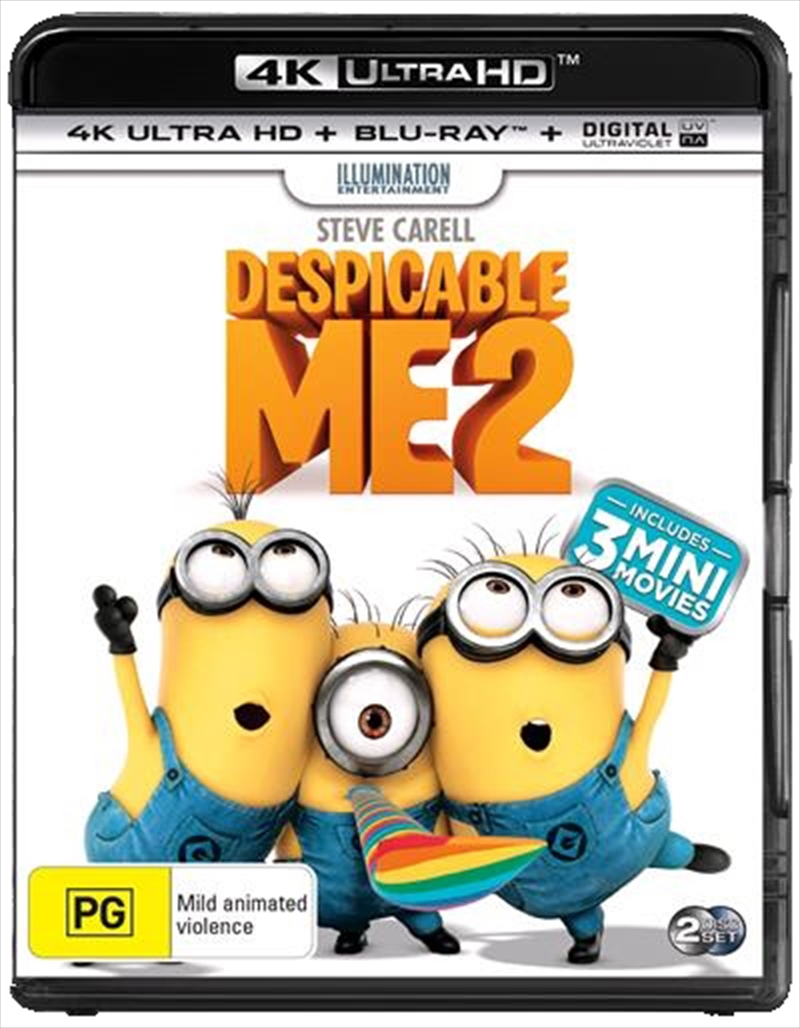 Despicable Me 2 | UHD