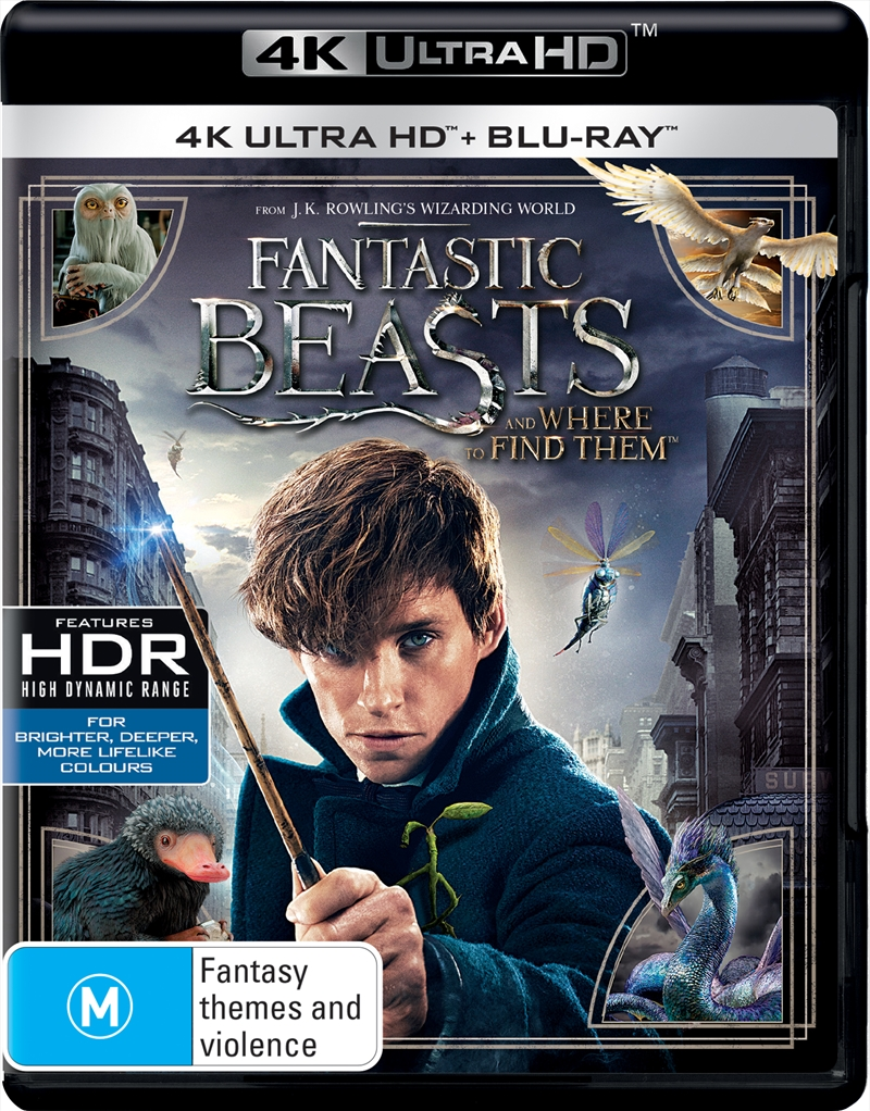 Fantastic Beasts and Where to Find Them | UHD