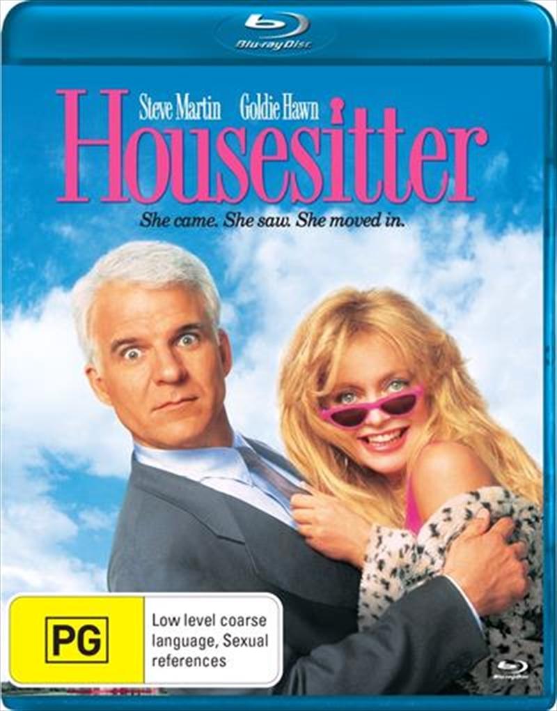 Housesitter | Blu-ray