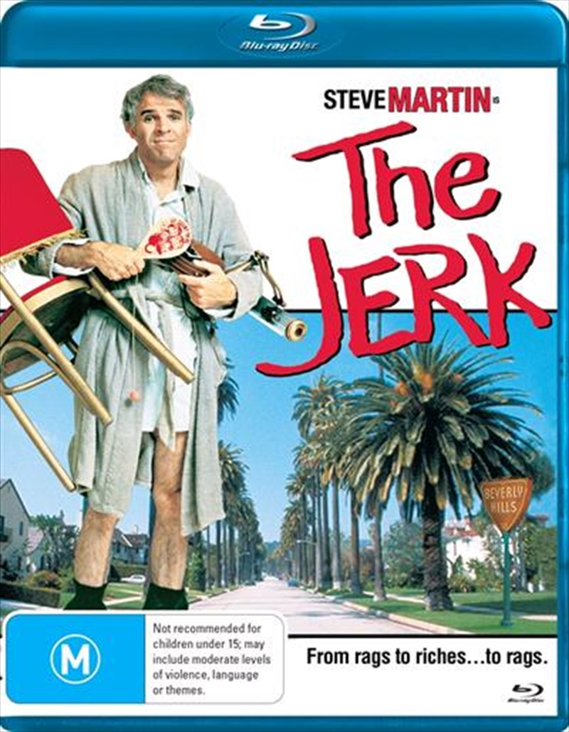 Jerk, The | Blu-ray