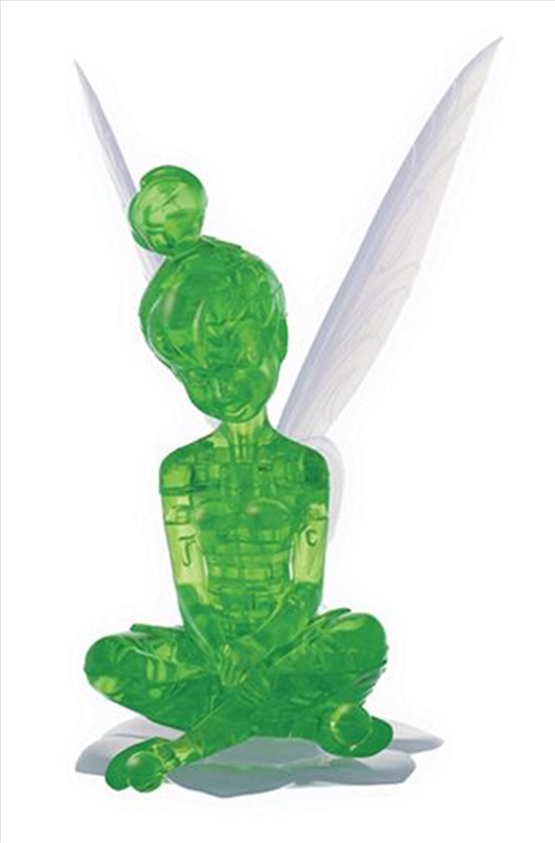 Tinker Bell Disney 3D Crystal Puzzle | Tuggl